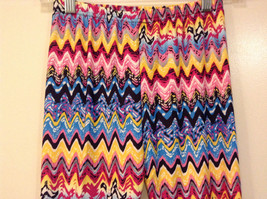 Bright Spring Summer Vibrant Colored leggings NEW in package  image 8