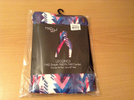 Bright Spring Summer Vibrant Colored leggings NEW in package  image 6