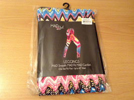 Bright Spring Summer Vibrant Colored leggings NEW in package  image 10