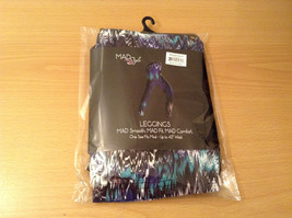 Bright Spring Summer Vibrant Colored leggings NEW in package  image 14