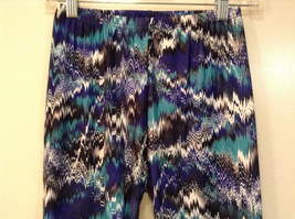 Bright Spring Summer Vibrant Colored leggings NEW in package  image 12