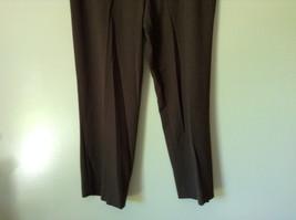 Brown Dress Pants by Pendleton Polyester Rayon Spandex Size 14 image 4