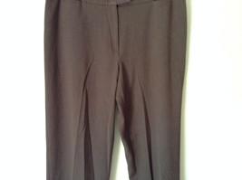 Brown Dress Pants by Pendleton Polyester Rayon Spandex Size 14 image 3