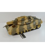 GI Joe vs COBRA Patriot Grizzly Tank 2003 Tested Working w/ Missiles Sounds - $34.99