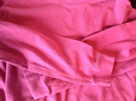 Cabin Creek Pink Long Sleeve Turtleneck 100 Percent Cotton Size Small image 8