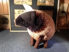 Buri  Palm Fiber Pig  Brush Animal Eco Fiber Sustainable Made in Philippines image 2