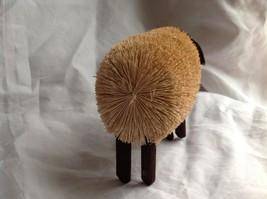 Buri  Palm Fiber Sheep Brush Animal Eco Fiber Sustainable Made in Philippines image 4