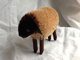 Buri  Palm Fiber Sheep Brush Animal Eco Fiber Sustainable Made in Philippines image 5