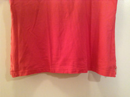Carhartt Size Large Red Short Sleeve Cotton Blend Polo Shirt image 7