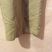 Caribbean Joe Womans Olive Green Pants, Size Medium image 5