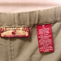Caribbean Joe Womans Olive Green Pants, Size Medium image 10