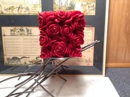 Candle Stand Girardini Steel Handmade Artistic Welded Art Artisan image 3