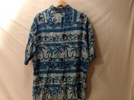 Campia Moda Mens Hawiian Shirt, Size XXL image 2