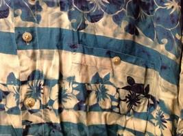 Campia Moda Mens Hawiian Shirt, Size XXL image 4
