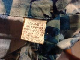 Campia Moda Mens Hawiian Shirt, Size XXL image 6