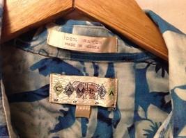 Campia Moda Mens Hawiian Shirt, Size XXL image 5