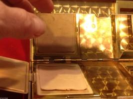 Capiz vintage square handbag for cosmetics image 5