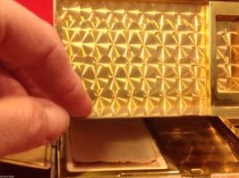 Capiz vintage square handbag for cosmetics image 6