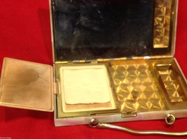 Capiz vintage square handbag for cosmetics image 7