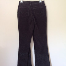 Casual Green Pants by St Johns Bay Stretch Front and Back Pockets Size 6 image 8