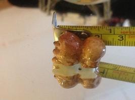 Ceramic miniature dog  Pomeranian image 8