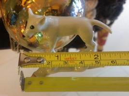 Ceramic miniature dog Staffordshire pit bull terrier standing image 8
