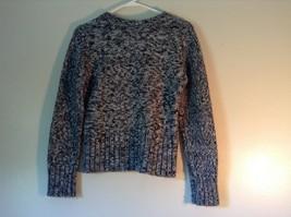 Chadwicks Black and White Long Sleeve 100 Percent Acrylic Sweater Size Small image 4