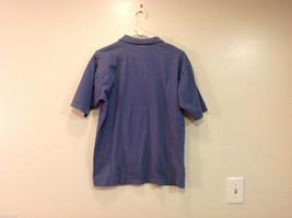 Cerruti Image Soft Blue 100% Cotton Polo T-Shirt, One Size (see measurements) image 2