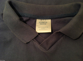 Cerruti Image Soft Blue 100% Cotton Polo T-Shirt, One Size (see measurements) image 9