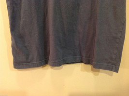 Cerruti Image Soft Blue 100% Cotton Polo T-Shirt, One Size (see measurements) image 5