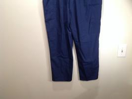 Cherokee Workwear Dark Blue Uniform Work Pants Stretchy Waist Size L NEW image 7