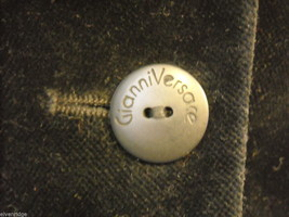 Child's jacket by G.Versace Black Velvet Made in Italy image 4