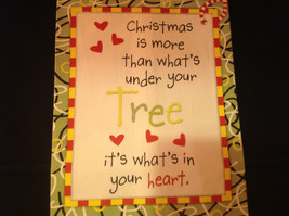 Christmas Kitchen Towel Card Towel by Fiddlers Elbow Christmas is More Than image 3