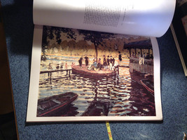 Claude Monet 25 Master Works Large Book Very Very Good Condition Printed 1982 image 8