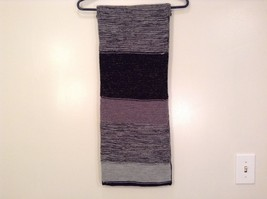 Classic bold broad Stripes in color choice bulk warm circle infinity scarf image 11