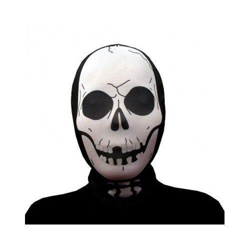 Kids Skeleton Mask - #GolfClub
