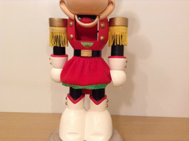 Collectable Decorative Nutcracker Minnie Figurine Walt 'Disney Company image 6
