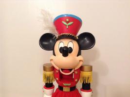 Collectable Decorative Nutcracker Minnie Figurine Walt 'Disney Company image 5
