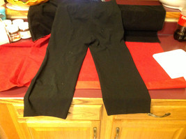 Coldwater Creek Ladies Black Color Pants Size 8 image 9