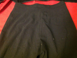 Coldwater Creek Ladies Black Color Pants Size 8 image 6
