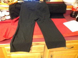 Coldwater Creek Ladies Black Color Pants Size 8 image 8