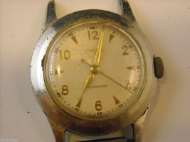 Collection of 11 vintage wrist watches with bands image 7