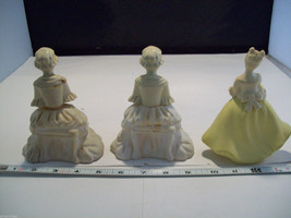 Collection of 8 Avon Perfume bottle holders and related items betsy ross eagle image 4
