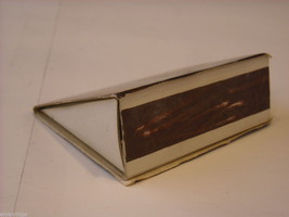 Collection of match boxes and books with unusual designs triangle cigar Camel image 5