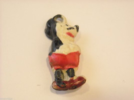 Collection of vintage buttons and pendant mickey mouse dominoes image 3