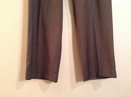 Colours by Alexander Julian Nice Pleated Front Gray Dress Pants Size 36 by 32 image 5