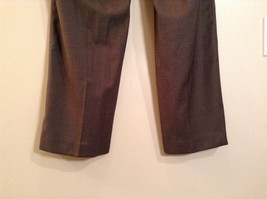 Colours by Alexander Julian Nice Pleated Front Gray Dress Pants Size 36 by 32 image 8