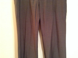 Colours by Alexander Julian Nice Pleated Front Gray Dress Pants Size 36 by 32 image 4