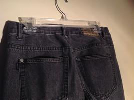 Core Legacy Black Denim Jeans 100 Percent Cotton Size 30 image 6