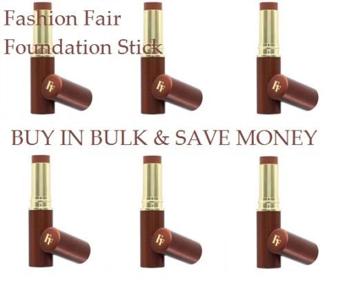 Fashion Fair Fast Finish Foundation Stick Almond 4622 New In Box  - $349.95